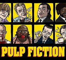Pulp Fiction by masxxi