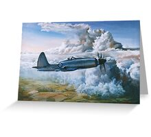 Westland Wyvern Greeting Card