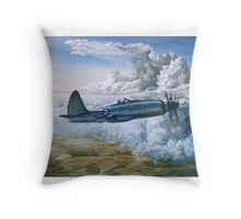 Westland Wyvern Throw Pillow