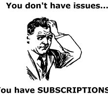 Subscriptions! by Wowa