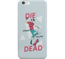 DWYD iPhone Case/Skin