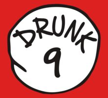 Drunk 9 by Carolina Swagger