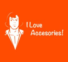 I love accessories! by deqp
