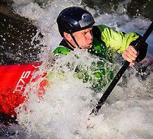 Splashing Around in a Canoe by Heidi Stewart
