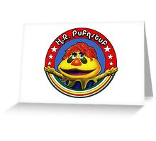 H.R. Pufnstuf Greeting Card