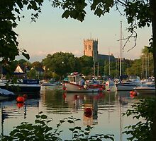 Stour Reflections by RedHillDigital