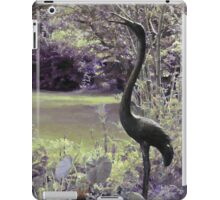 I Stand Tall - Digital Oil iPad Case/Skin