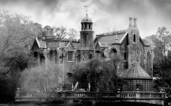 Haunted Mansion Part 2 by David Lamb