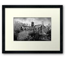 Haunted Mansion Part 2 Framed Print