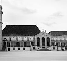 University of Coimbra  by Jane Ruttkayova