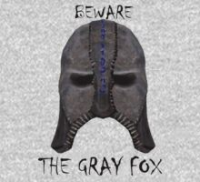 Beware the Gray Fox Kids Clothes