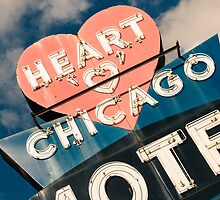 Heart of Chicago 1 by Kadwell