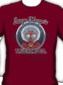 Large Marge's Trucking Co. T-Shirt