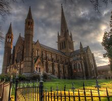 Sacred Heart Cathedral, Bendigo by Joel Bramley