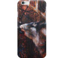 bellowing elk iPhone Case/Skin