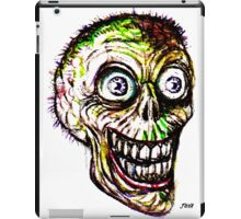 HAPPY GHOUL iPad Case/Skin
