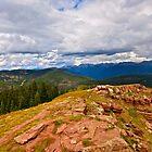 """""""Shrine Ridge Trail"""" Vail, Colorado- USA by AlexandraZloto"""