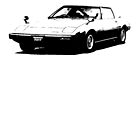 Mazda RX7 Series 1 by garts