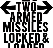 Suns Out Armed Missiles Out by Alan Craker