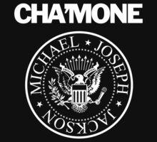 CHA'MONE Ramones (Michael Jackson) by jezkemp