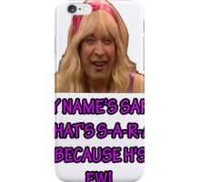 Jimmy Fallon  Ew! iPhone Case/Skin