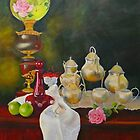 Afternoon tea by Beatrice Cloake Pasquier