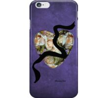 Thoughts for a Mother ~ Far Away iPhone Case/Skin