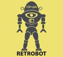 RETROBOT (steel) by jodalry