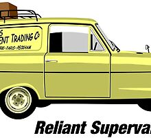 Reliant Supervan II from OFAH by car2oonz