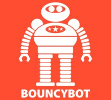 BOUNCYBOT (white) by jodalry