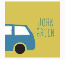 John Green Paper Towns Edit by Beth McConnell