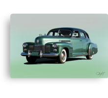 1941 Cadillac Series 61 Sedan 'Studio' Canvas Print