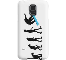Evolution Snowboard Samsung Galaxy Case/Skin