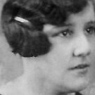 My Mom ... 1927 when she was 17 by AnnDixon