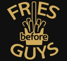 Fries before guys by nektarinchen