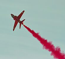 Red Arrows  by Stephen Kane