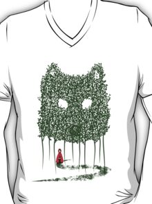 Red & The Wolf T-Shirt