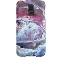 Time passage from a distant dream Samsung Galaxy Case/Skin