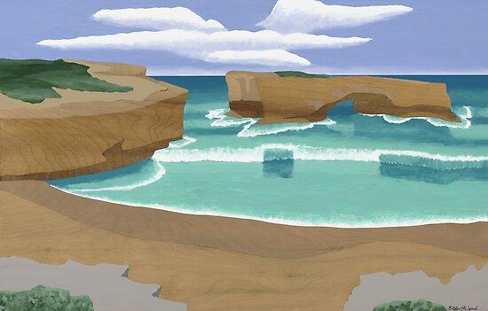Edge of Oz #3 by Eldon Ward