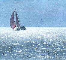 Sailing Home by Jacki Stokes