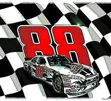 Dale Earnhardt Jr. by SteelCityArtist