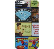 Kitsch iPhone Case/Skin