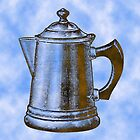 Old Coffee Pot by Ann Warrenton