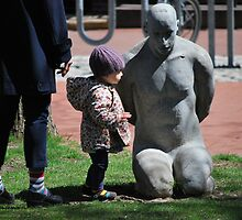 Child and POW by depsn1