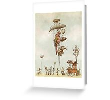 A Day at the Fair Greeting Card