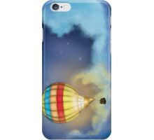 Freedom in the Night Sky iPhone Case/Skin