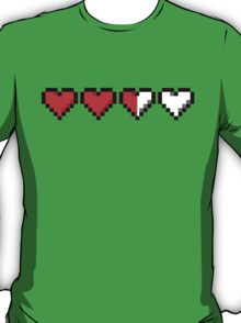 Two and a Half Hearts Remaining T-Shirt
