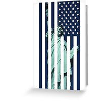 American Dream part 2 Greeting Card
