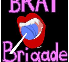 Brat Brigade Patch by BrightSwitch