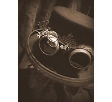 Steampunk Gentlemen's Hat 1.1 Photographic Print